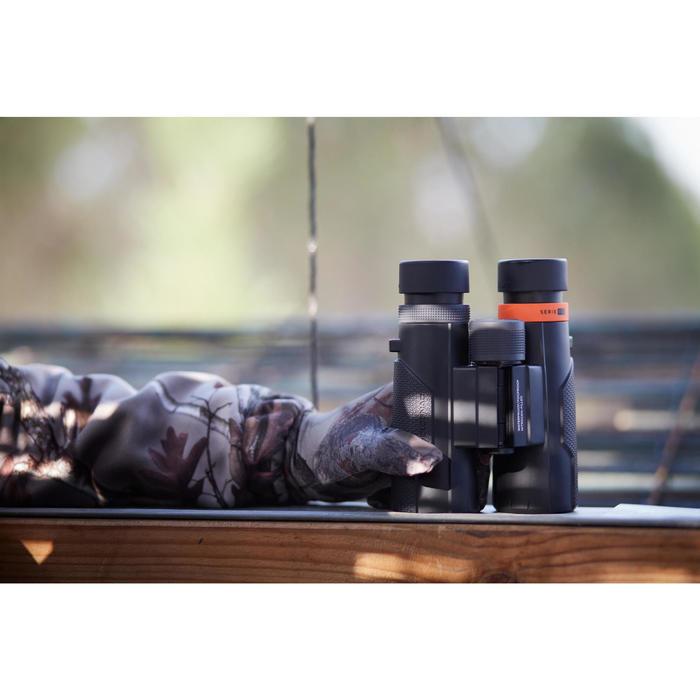 Gants chasse Actikam 300 camouflage marron - 1120416