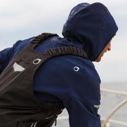 Waterdichte en ademende hoge zeilbroek Ozean 900 voor heren zwart - 112045