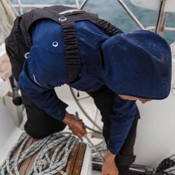Waterdichte en ademende hoge zeilbroek Ozean 900 voor heren zwart - 112047