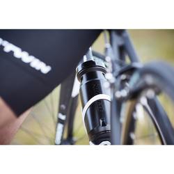 Fahrrad-Trinkflasche Road Light 600 ml schwarz