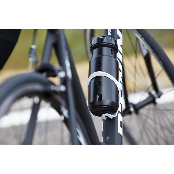 Bidón ciclismo 600 ml negro