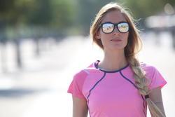Zonnebril Walking 400 voor sportief wandelen, volwassenen categorie 3 - 1120706