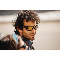 Sonnenbrille Sportbrille MH530 polarisierend Kategorie 3 Erwachsene braun