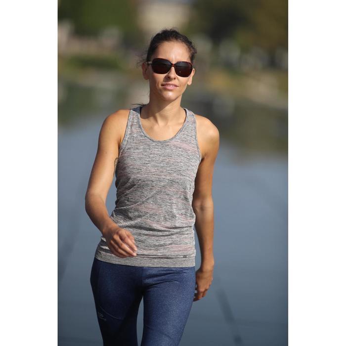 Lunettes de soleil de randonnée femme MH 120 W marron catégorie 3 - 1120725