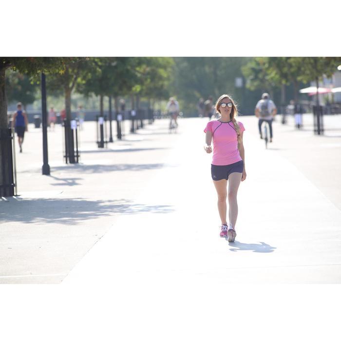 lunettes de soleil de marche sportive adulte WALKING 400 bleues catégorie 3 - 1120732