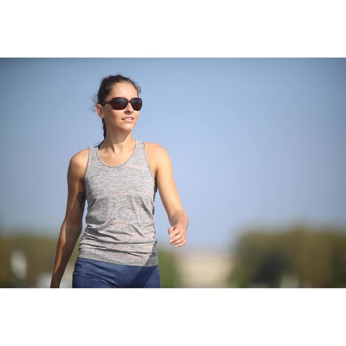 Lunettes de soleil de randonnée femme MH 120 W marron catégorie 3 - 1120734