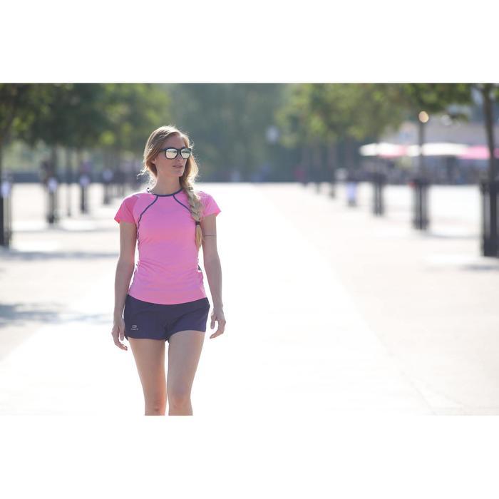 lunettes de soleil de marche sportive adulte WALKING 400 bleues catégorie 3 - 1120738