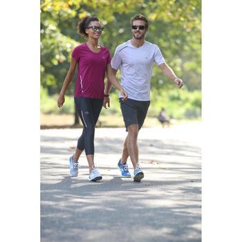 lunettes de soleil de marche sportive adulte WALKING 400 bleues catégorie 3 - 1120748