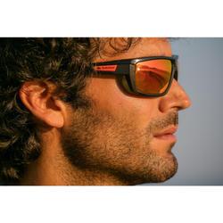 Sonnenbrille Sportbrille MH530Kat.3 Erwachsene schwarz/rot