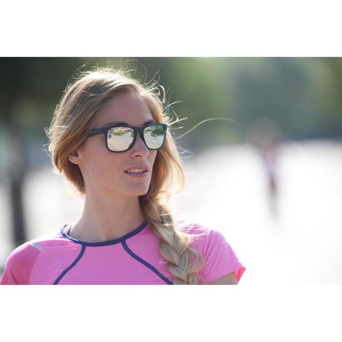 lunettes de soleil de marche sportive adulte WALKING 400 bleues catégorie 3 - 1120763