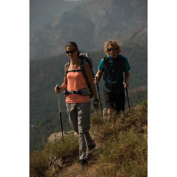 Lunettes de randonnée adulte HIKING 200 noires catégorie 3 - 1120785