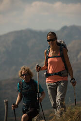 Trekkingbrillen volwassenen Hiking 200 categorie 3 - 1120787