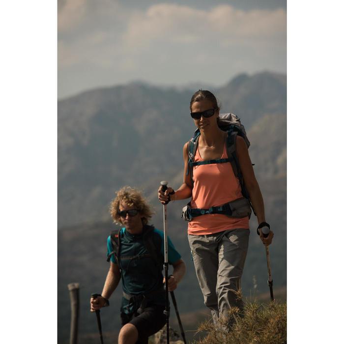 Lunettes de randonnée adulte HIKING 200 noires catégorie 3 - 1120787