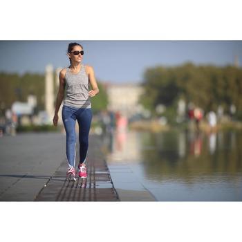 Lunettes de soleil de randonnée femme MH 120 W marron catégorie 3 - 1120794