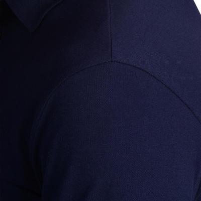 تي شيرت بولو Polo رجالي للجولف 500 – لون كحلي