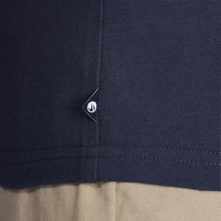 100 Men's Golf Short Sleeve Warm Weather Polo - Grey