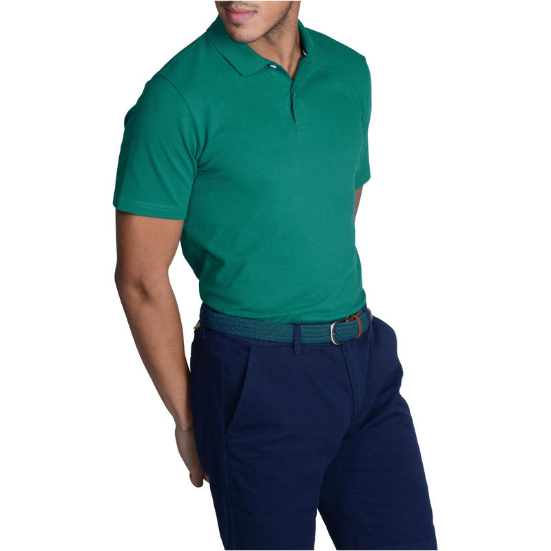 Men's Golf Polo 500 - Green