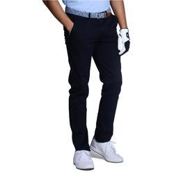 Golfbroek 100 voor heren zwart