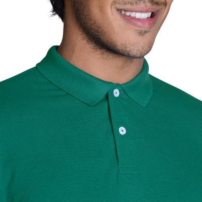 تيشيرت بولو للرجال للجولف 500 - لون أخضر