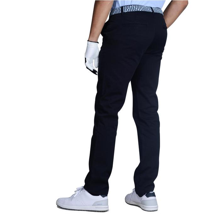 Golfhose 100 Herren schwarz
