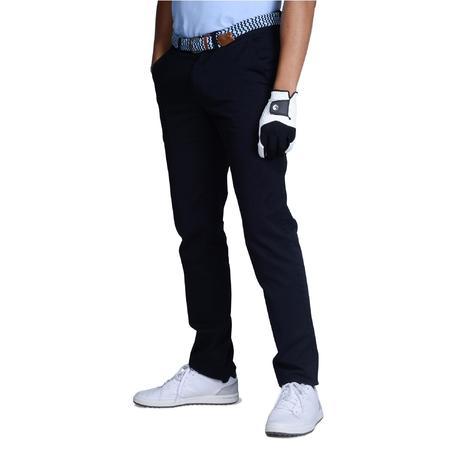 pantalon golf homme 100 noir inesis golf. Black Bedroom Furniture Sets. Home Design Ideas
