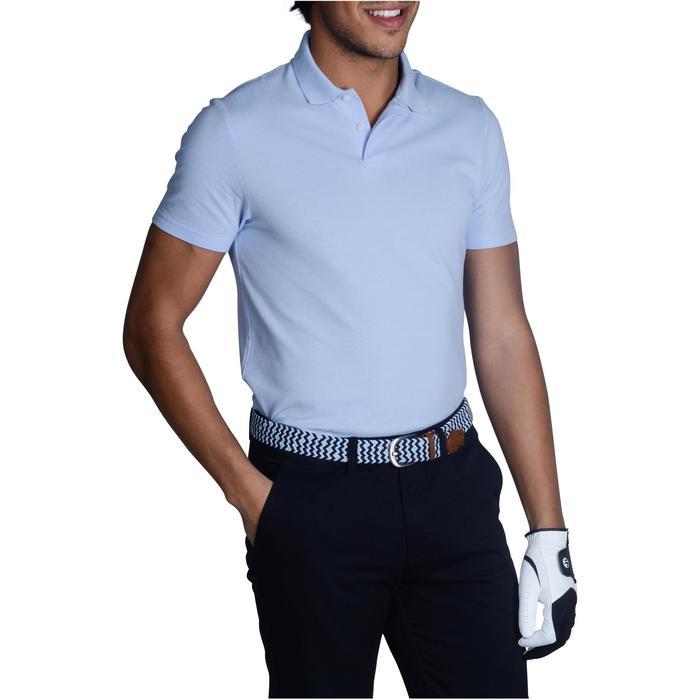 Polo de golf homme manches courtes 100 temps chaud - 1121590