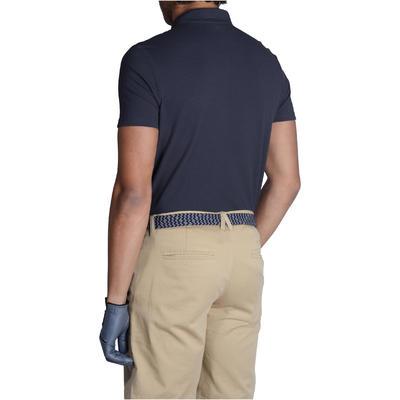 c725dc7312 100 Men's Golf Short Sleeve Temperate Weather Polo Shirt - Grey - Decathlon  Sports Megastore