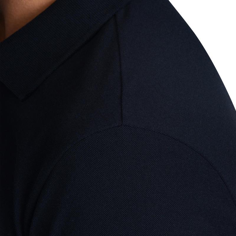 Men's Golf Polo T-Shirt 500 Black