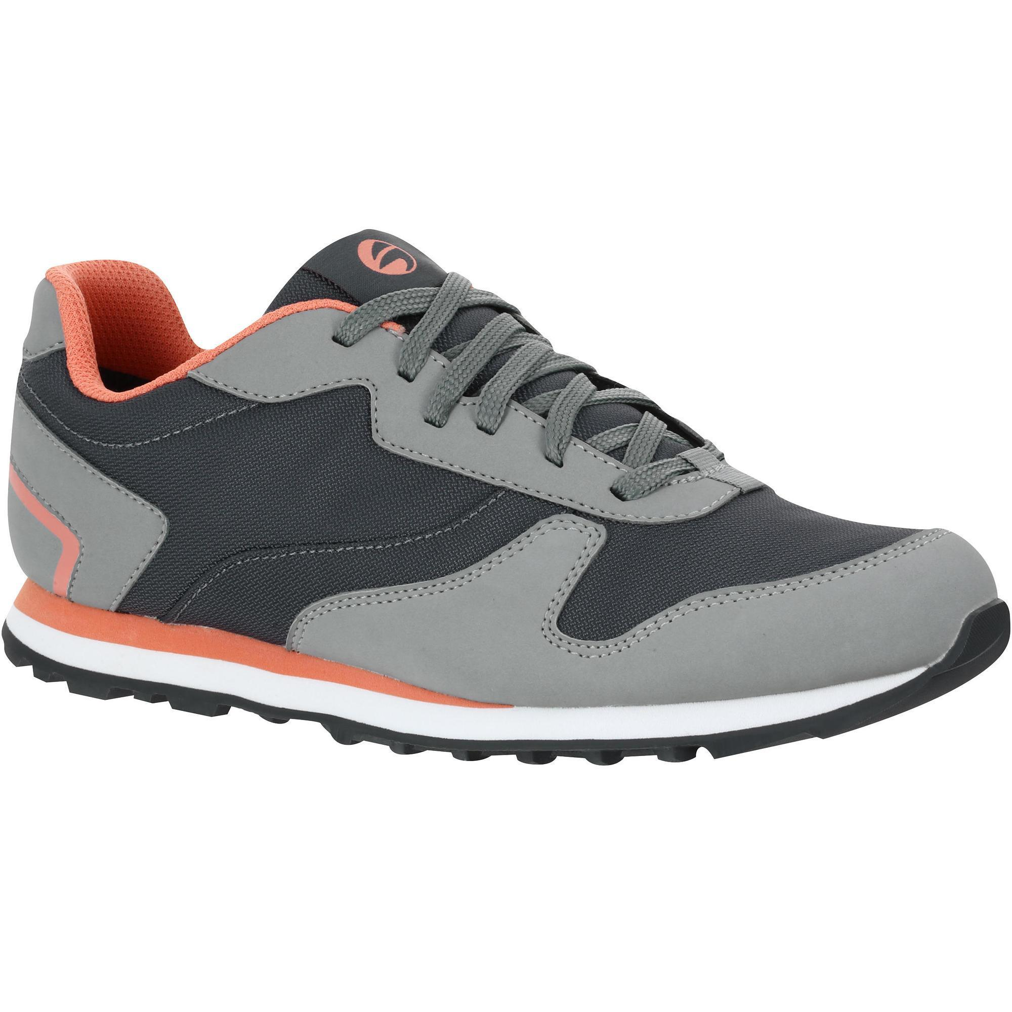 Golf Shoes Spikeless 500 - Grey INESIS
