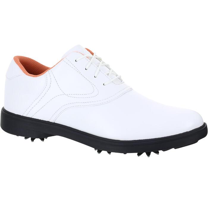 Golfschoenen Spike 500 voor dames wit - 1121683