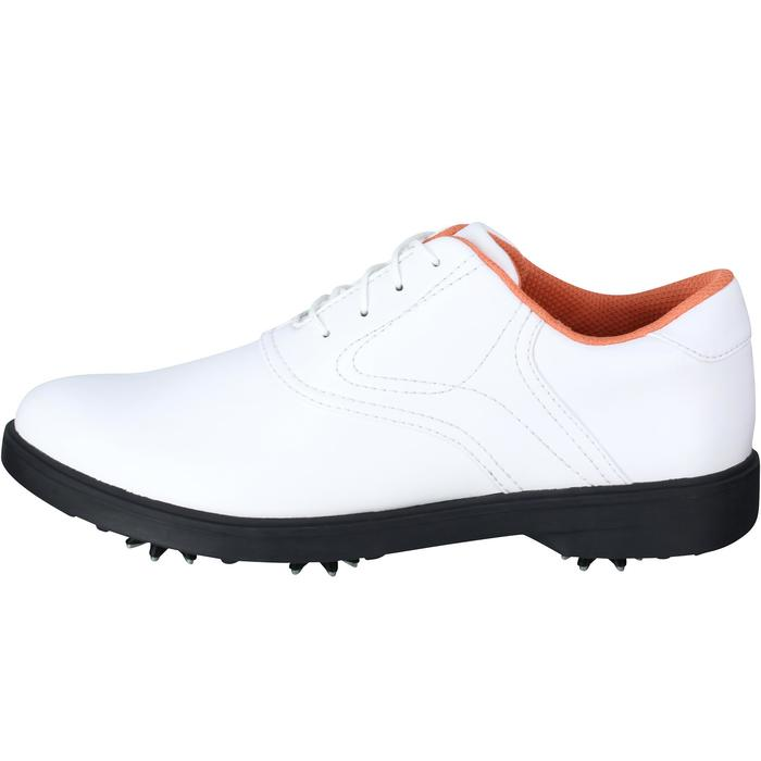 CHAUSSURES GOLF FEMME SPIKE 500 BLANCHES - 1121685