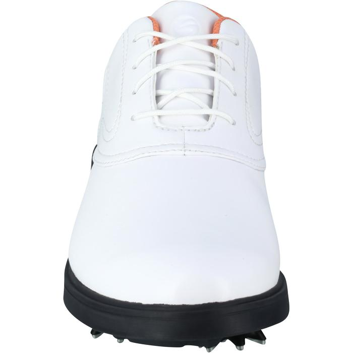 CHAUSSURES GOLF FEMME SPIKE 500 BLANCHES - 1121689