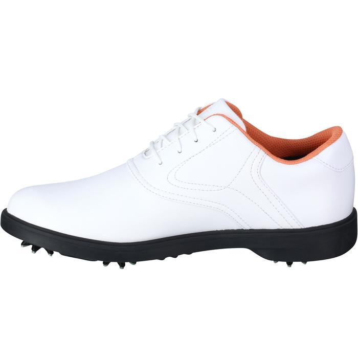 CHAUSSURES GOLF FEMME SPIKE 500 BLANCHES - 1121690