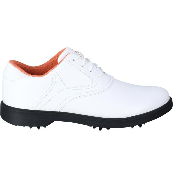 CHAUSSURES GOLF FEMME SPIKE 500 BLANCHES - 1121703