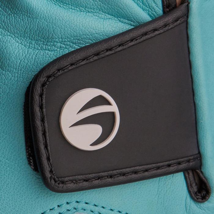 Gant de golf femme 500 confirmée et experte droitière bleu