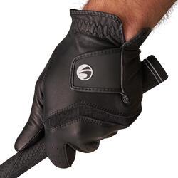 Gant de golf homme 500 confirmé et expert droitier noir