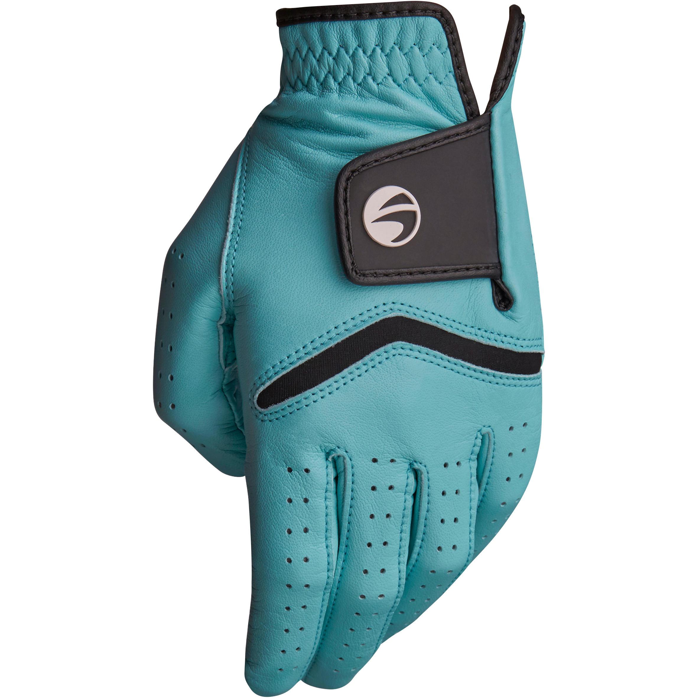 500 Women's Golf Advanced and Expert Glove - Right-Hander Blue