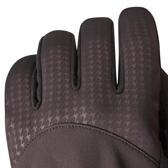 Winterhandschoenen 900 voor heren zwart, per paar