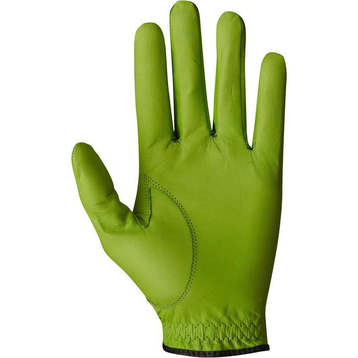 Golfhandschuh 500 Rechtshand (für die linke Hand) Herren grün