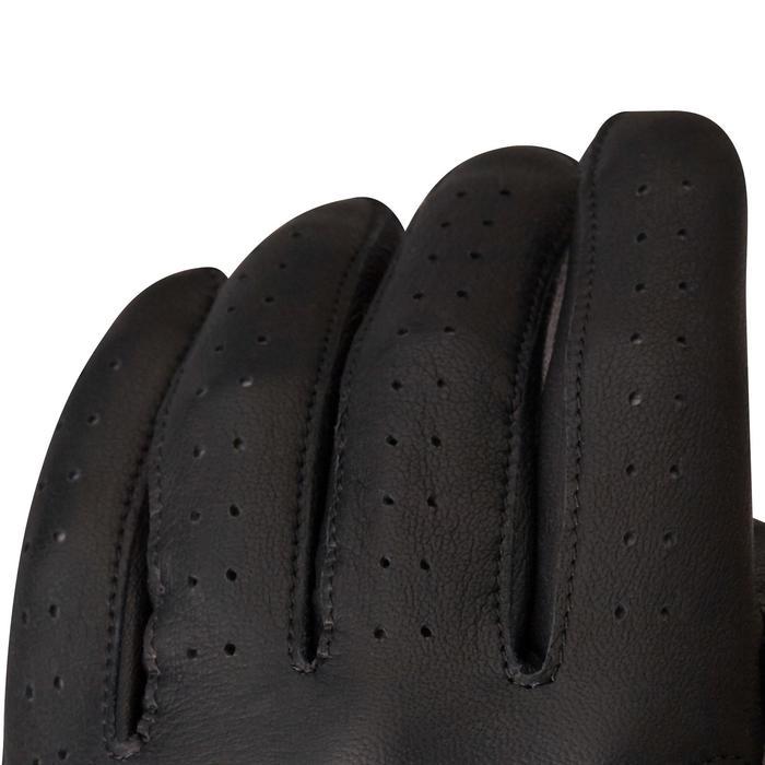 Golfhandschuh 500 Rechtshand (für die linke Hand) Herren schwarz