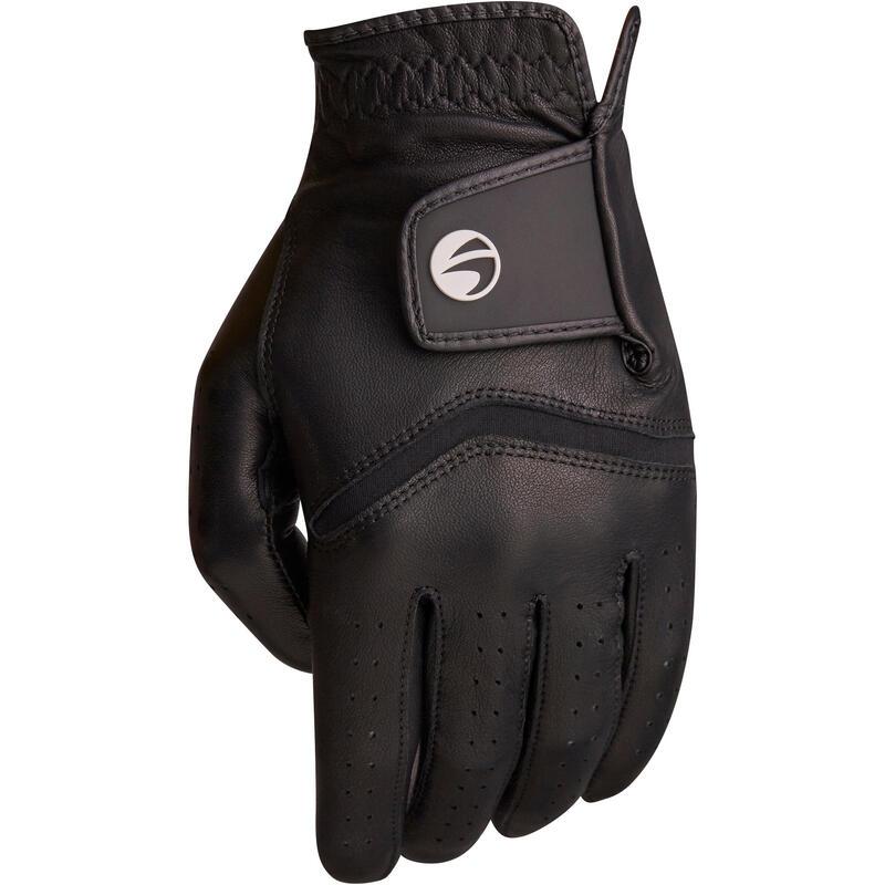 Men Golf Glove 500 Right-Handed Black