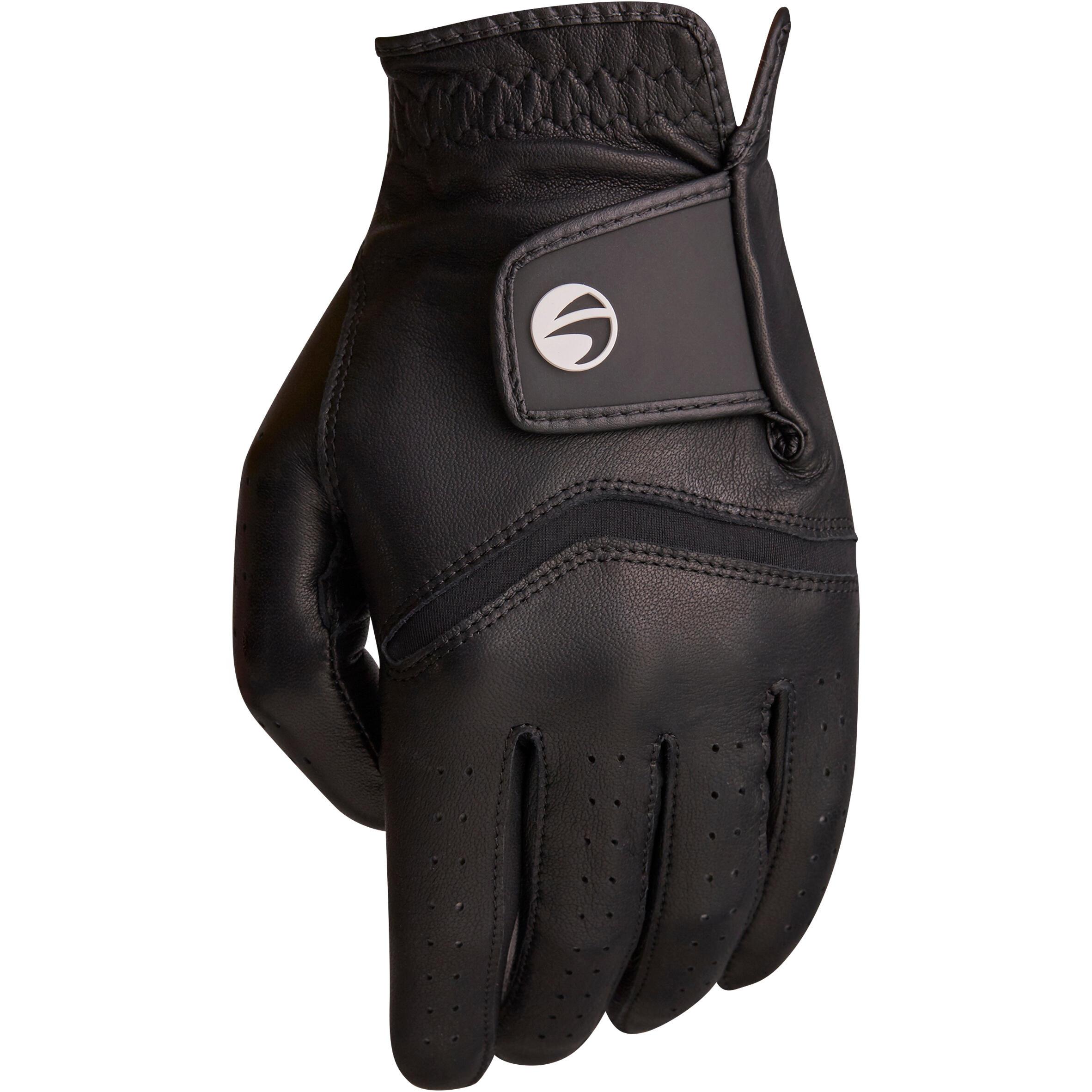 Inesis Golfhandschoen 500 voor heren, gevorderde en ervaren spelers, rechtshandig kopen
