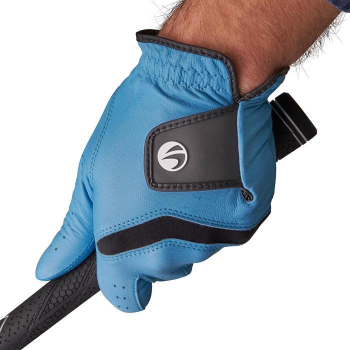 Golfhandschuh 500 Rechtshand (für die linke Hand) Herren blau