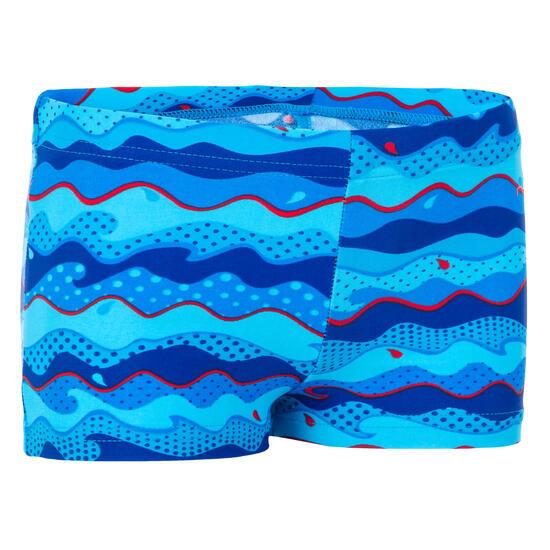 Zwemboxer Titou voor jongens all fish - 1121938