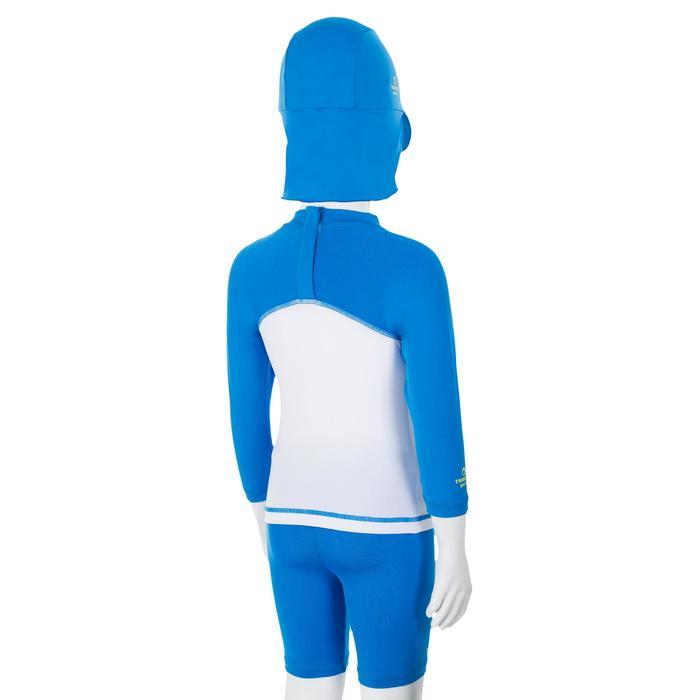 Conjunto gorra corsario camiseta anti-UV surf bebé Azul Nabaiji ... 39d0055d8e9