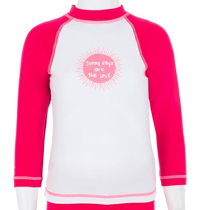 KIT casquette corsaire tee shirt anti UV surf Bébé - 1122011