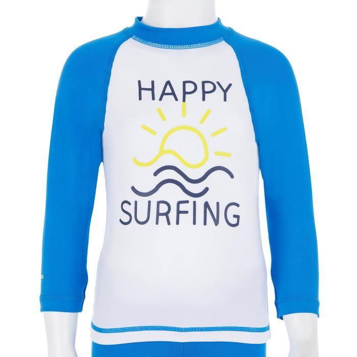 KIT casquette corsaire tee shirt anti UV surf Bébé - 1122025