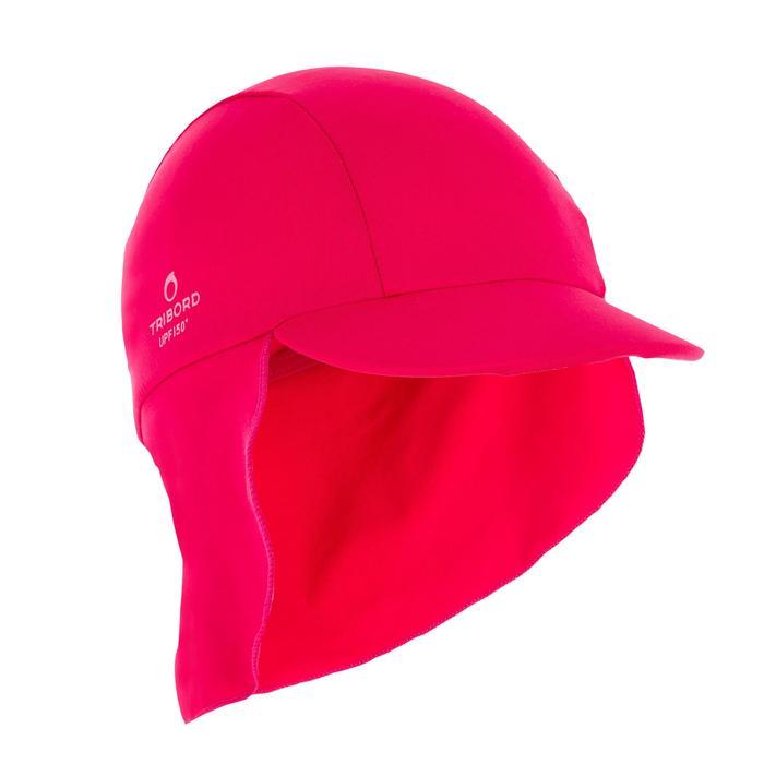 KIT casquette corsaire tee shirt anti UV surf Bébé - 1122041
