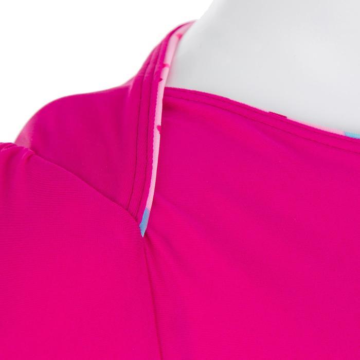 """Maillot de bain bébé fille tankini top rose avec imprimé """"papillons"""" - 1122085"""
