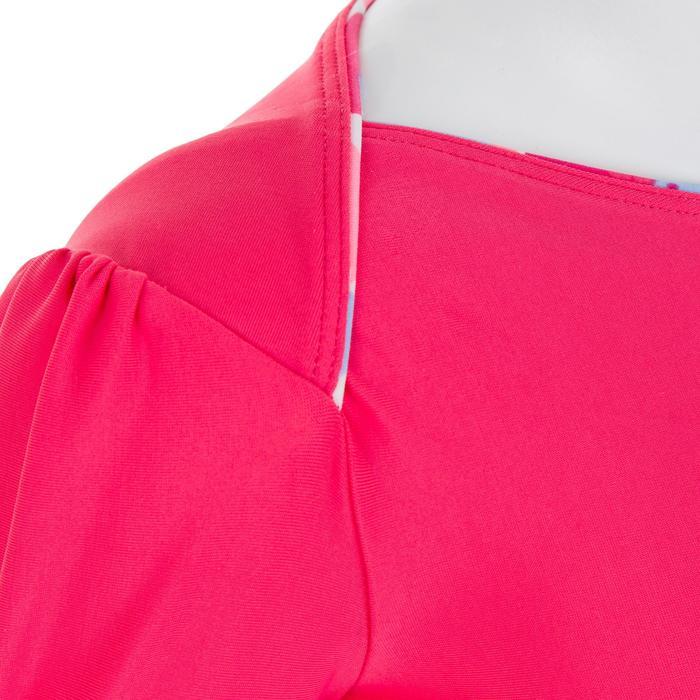 Nabaiji maillot de bain b b fille tankini top rose avec imprim papillons decathlon - Maillot de bain piscine decathlon ...